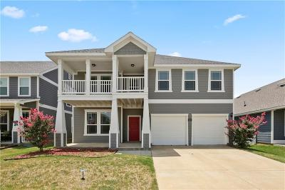 Aubrey Single Family Home For Sale: 9012 Cranston Court