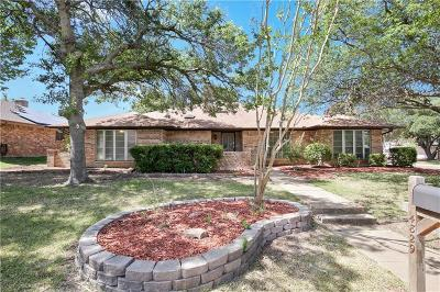 Fort Worth Single Family Home For Sale: 4829 Applewood Road