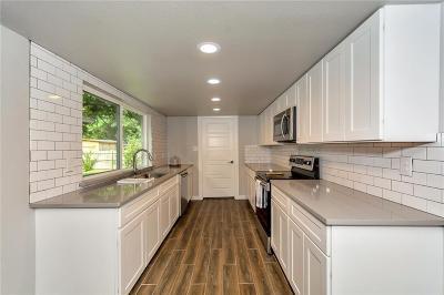 Rowlett Single Family Home Active Option Contract: 6101 Scenic Drive