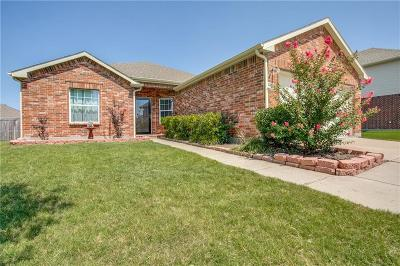 Wylie Single Family Home Active Option Contract: 1409 Abbeville Drive
