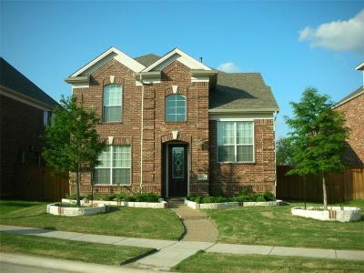Irving Single Family Home For Sale: 9054 Dillon Trail