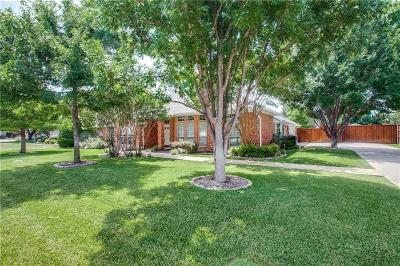 Dallas Single Family Home Active Option Contract: 6722 Shell Flower Lane