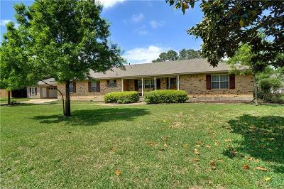 Keller Single Family Home Active Option Contract: 1618 Treehouse Lane N