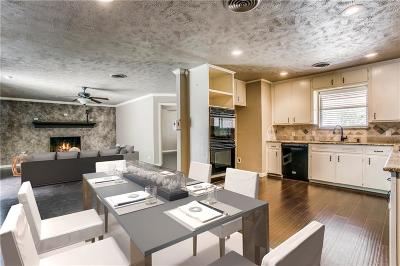 Hurst, Euless, Bedford Single Family Home For Sale: 440 Crestwood Terrace