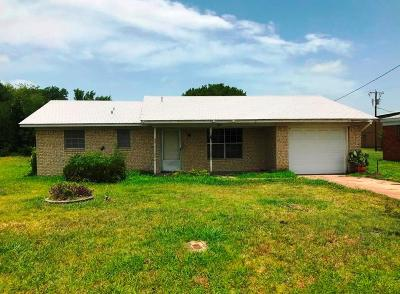 Forney Single Family Home Active Option Contract: 707 Elm Street
