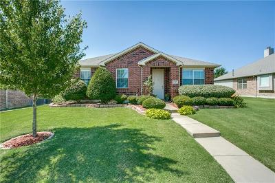 Wylie Single Family Home For Sale: 2707 Sugar Maple Drive