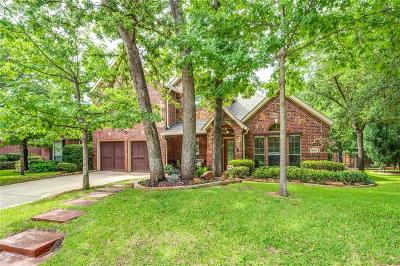 Corinth Single Family Home For Sale: 3004 Enchanted Oaks Circle