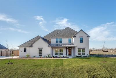 Haslet Single Family Home For Sale: 13024 Chisholm Ranch Drive