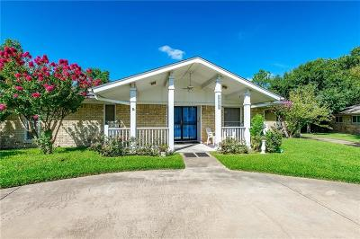 Farmers Branch Single Family Home For Sale: 3106 Berrymeade Lane
