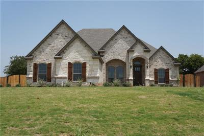 Haslet Single Family Home For Sale: 13049 Chisholm Ranch