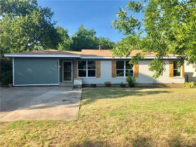 Richland Hills Single Family Home For Sale: 6515 Bridges Avenue