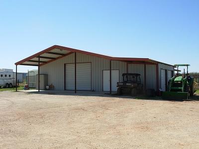 Abilene Farm & Ranch For Sale: 257a Fricket Avenue