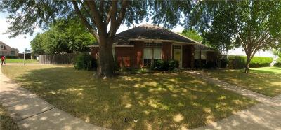 Garland Single Family Home For Sale: 1701 Lordsburg Drive
