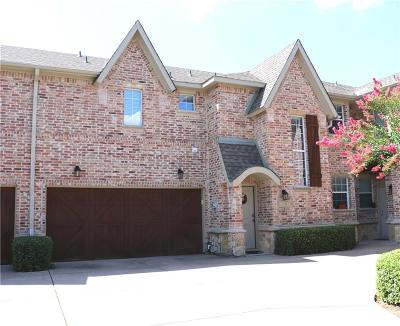 Coppell Townhouse Active Option Contract: 1211 Bethel School Court
