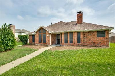 Carrollton Single Family Home For Sale: 2103 Sonata Lane