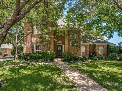 Benbrook Single Family Home Active Option Contract: 4105 Lake Breeze Court