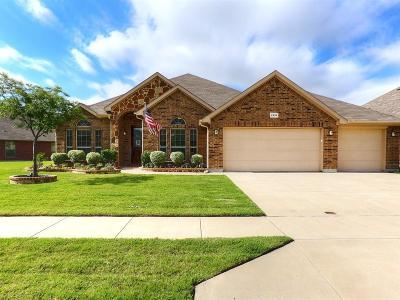 Fort Worth Single Family Home Active Option Contract: 2036 Mountain Hawk Drive