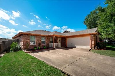 Forney Single Family Home For Sale: 1405 Buckingham Drive