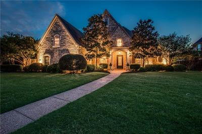 Southlake Single Family Home Active Option Contract: 908 Westminster Way