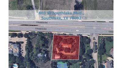 Southlake Farm & Ranch For Sale: 803 W Southlake Boulevard
