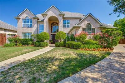 Single Family Home For Sale: 5115 Oak Shadow Court