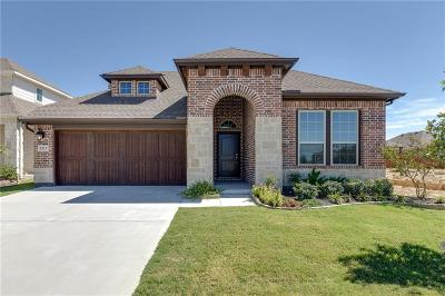 Fort Worth TX Single Family Home Active Contingent: $352,582