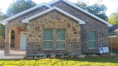 Dallas Single Family Home For Sale: 3145 Nandina Drive