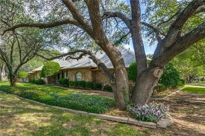 Fort Worth Single Family Home For Sale: 4212 Candlewind Lane