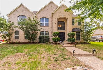 Keller Single Family Home For Sale: 515 Eagle Trail