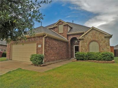 Royse City Single Family Home For Sale: 1124 Bent Tree Road