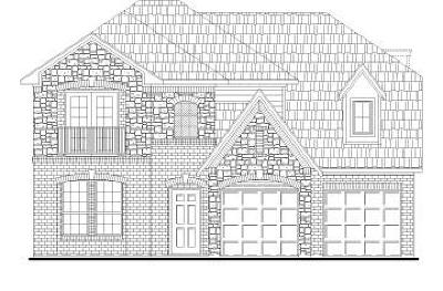 Burleson Single Family Home For Sale: 1546 Grassy Meadows