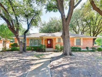 Garland Single Family Home For Sale: 1734 Robin Lane