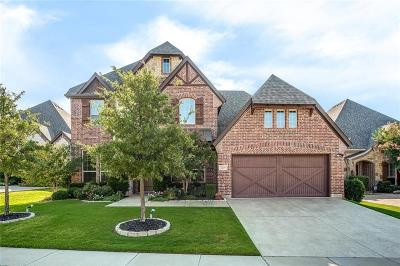 Colleyville Single Family Home For Sale: 6209 Cimmaron Trail