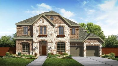 Frisco Single Family Home For Sale: 7824 Hackamore