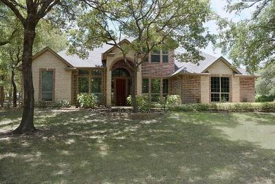Aledo Single Family Home For Sale: 141 Muir Hill Drive