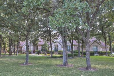 Parker County Single Family Home Active Option Contract: 700 Boling Ranch Road