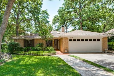 Grapevine Single Family Home For Sale: 1519 Country Forest Court