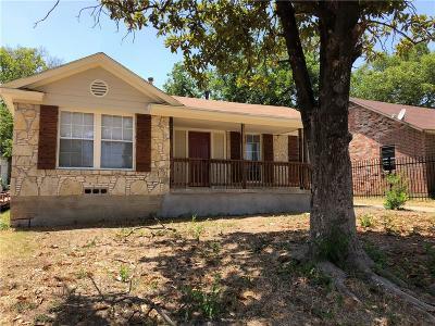 Dallas Single Family Home For Sale: 2911 S Ewing Avenue