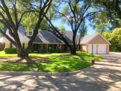 Single Family Home For Sale: 3920 Annels Court