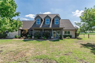 Celina Single Family Home For Sale: 1700 Lone Star Road