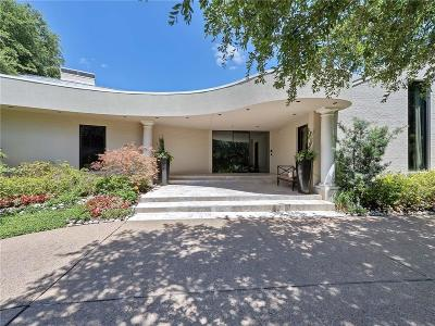 Westover Hills Single Family Home For Sale: 1420 Shady Oaks Lane