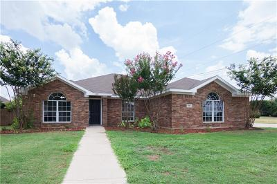 Crowley Single Family Home Active Option Contract: 1025 Blue Gill Lane