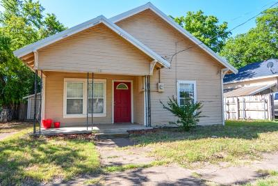 Stephenville Single Family Home For Sale: 770 W Tarleton Street