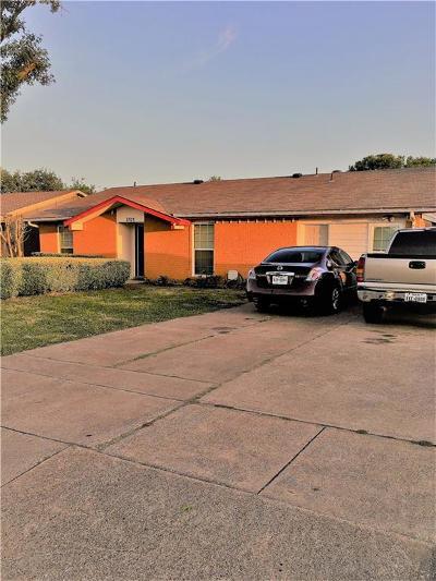 Plano Single Family Home For Sale: 1704 E Park Boulevard