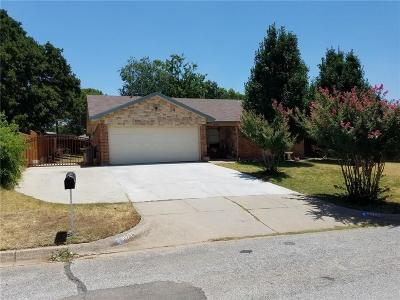 Lake Worth Single Family Home For Sale: 3708 Pueblo Trail
