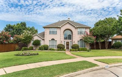Rowlett Single Family Home For Sale: 2505 Neptune Circle