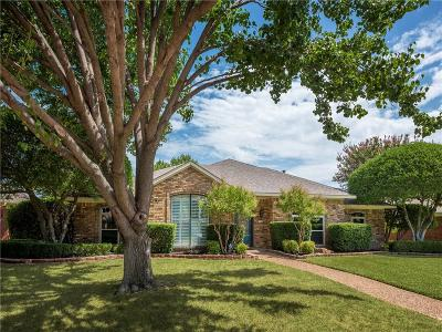 Allen Single Family Home Active Option Contract: 915 Willow Brook Drive