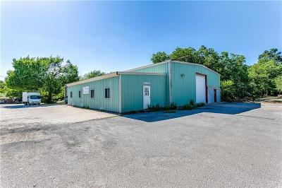 Parker County Commercial For Sale: 200 W 4th Street