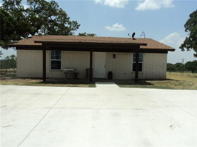 Azle Single Family Home For Sale: 855 W N Woody Road