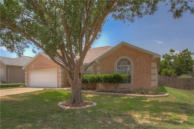 Weatherford Single Family Home For Sale: 205 Whitestone Way